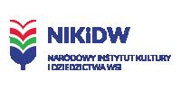 logo Narodowego Instytutu Kultury i Dziedzictwa Wsi